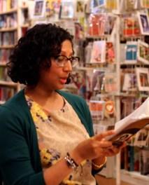Anita reading 2