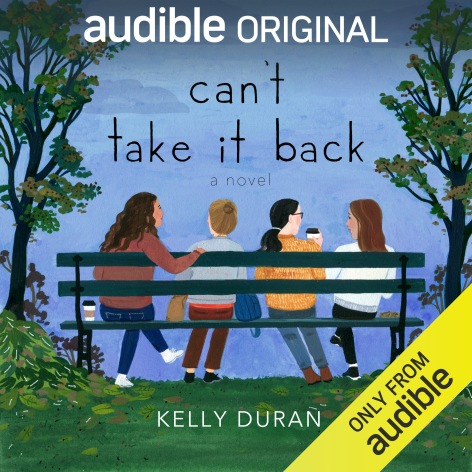 CAN'T TAKE IT BACK - Kelly Duran - Cover